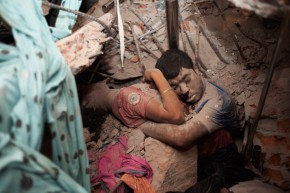 Bangladesh factory deaths embrace