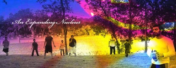 Expanding Nucleus