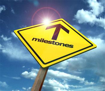 1sr Milestone